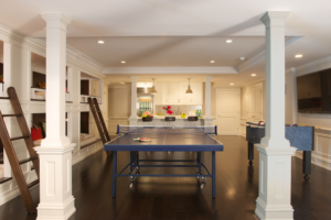 Basement-renovation-Greenwich-CT-recreation-room