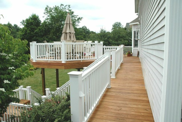 Broadbent Construction Deck Customer Portfolio and References