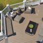 Deck remodeling in Greenwich ct – Ipe exotic hardwood vs Azek composite materials